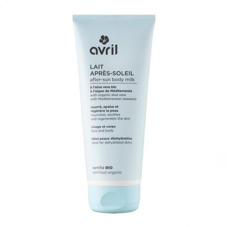 Avril - Organische After Sun Lichaamsmelk 200 ml
