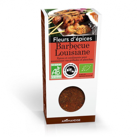 Aromandise - SPICES BARBECUE LOUISIANE 42G