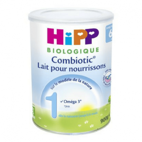 HIPP - Babymelk Combiotik 900g Bio
