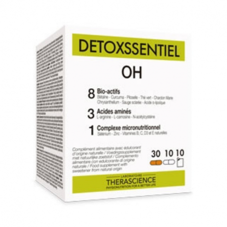 Therascience - Detoxssentiel OH (Alcohol)